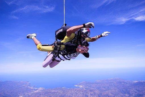 Le parachute ascensionnel pour sortir de la routine